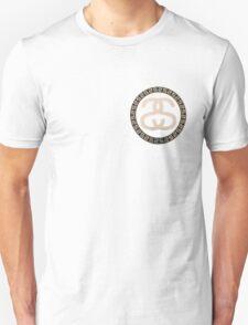 Stussy Logo Golden  Unisex T-Shirt