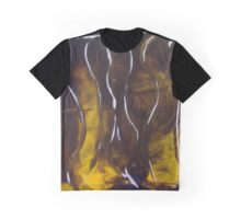 Paint Curtain  Graphic T-Shirt