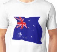 Australian flag concept Unisex T-Shirt