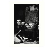 Keith Emerson Art Print