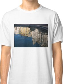 Reflected Architecture - Plovdiv, Bulgaria Classic T-Shirt