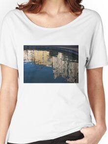 Reflected Architecture - Plovdiv, Bulgaria Women's Relaxed Fit T-Shirt