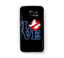 Love Park Ghostbusters Samsung Galaxy Case/Skin