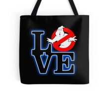 Love Park Ghostbusters Tote Bag