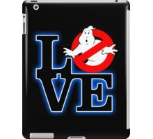 Love Park Ghostbusters iPad Case/Skin