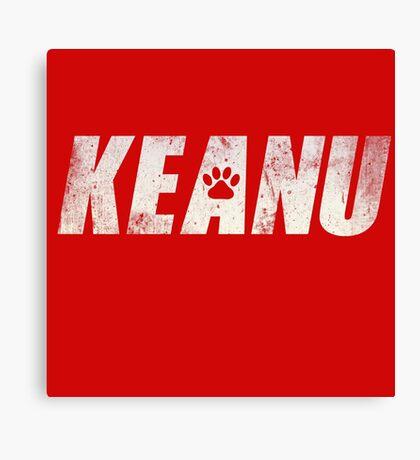 keanu film Canvas Print