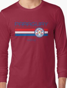 Copa America 2016 - Paraguay (Home Red) T-Shirt