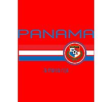 Copa America 2016 - Panama (Home Red) Photographic Print