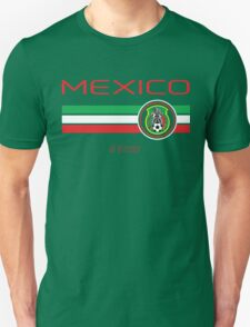 Copa America 2016 - Mexico (Home Green) Unisex T-Shirt