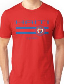Copa America 2016 - Haiti (Away Red) Unisex T-Shirt