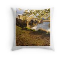 Ross Bridge Throw Pillow