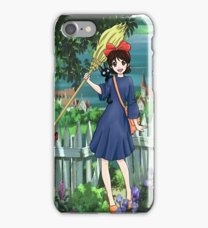 Kiki's Here to Help iPhone Case/Skin