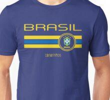 Copa America 2016 - Brasil (Away Blue) Unisex T-Shirt