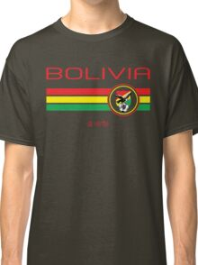 Copa America 2016 - Bolivia (Home Green) Classic T-Shirt