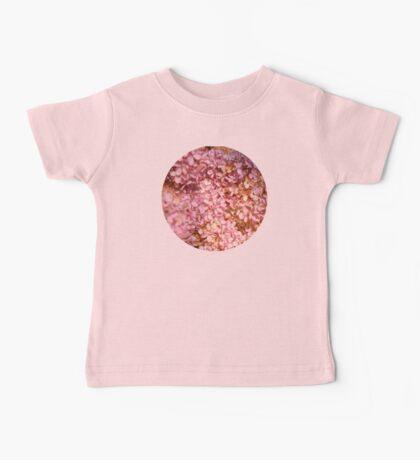 Dark Hydrangea  Baby Tee