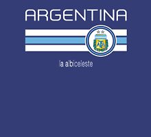 Copa America 2016 - Argentina (Away Blue) Unisex T-Shirt