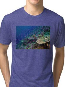 Purple rain Tri-blend T-Shirt