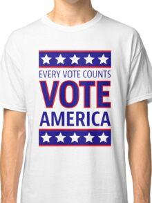 VOTE AMERICA Classic T-Shirt