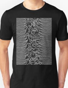 Division Waves Parody Unisex T-Shirt