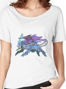 Pokezoids Suicune Women's Relaxed Fit T-Shirt