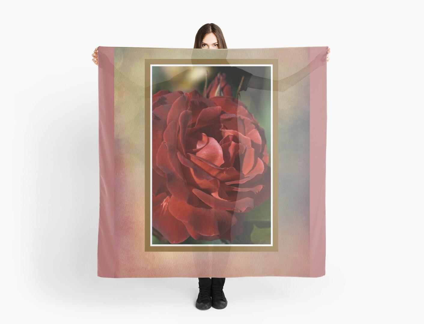 Elegant Rose by Joy Watson