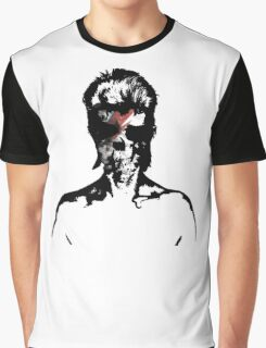 David Bowie Graphic T-Shirt Graphic T-Shirt