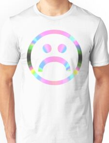 Sad Boy CD ROM Unisex T-Shirt