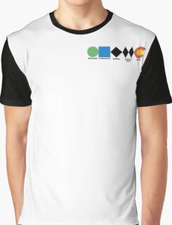 Ski Difficulties  Graphic T-Shirt