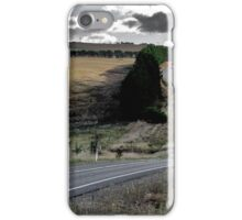 The Winding Road No. 2 iPhone Case/Skin