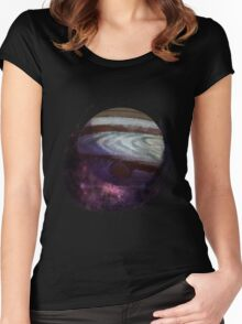 Jupiter2 Women's Fitted Scoop T-Shirt