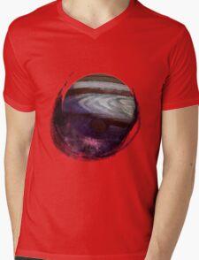 Jupiter2 Mens V-Neck T-Shirt