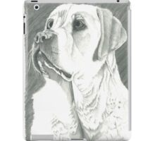 Charlie, Autism Trained Assistant iPad Case/Skin