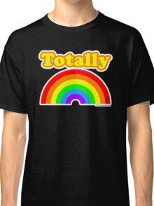 Totally Rainbow Logo Classic T-Shirt