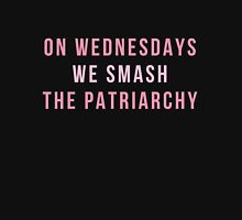On Wednesdays We Smash The Patriarchy Unisex T-Shirt