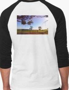 countrae Men's Baseball ¾ T-Shirt