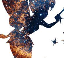 Galaxy Tinkerbell-Autumn edition  Sticker