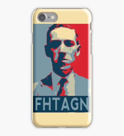 Hope P Lovecraft iPhone Case/Skin