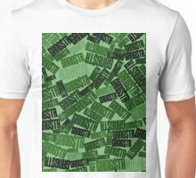 GANGSTA jungle camo Unisex T-Shirt