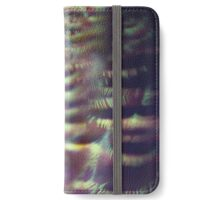 Wing Pattern iPhone Wallet/Case/Skin