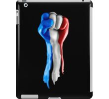 France strength and unity iPad Case/Skin