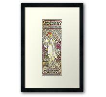 Art Nouveau  Framed Print