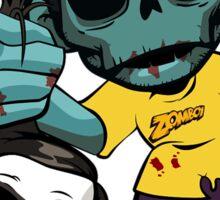 Kill Skrill Zomboy Skrillex Sticker
