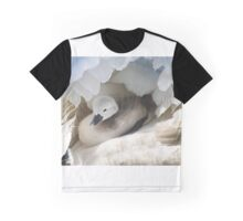 Taking cover  Graphic T-Shirt