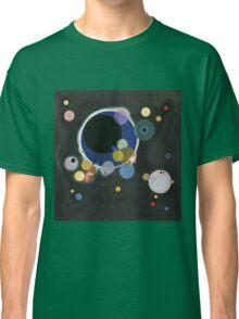 Kandinsky - Several Circles (Einige Kreise) Classic T-Shirt