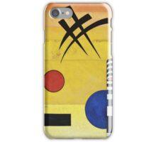 Kandinsky - Sign iPhone Case/Skin