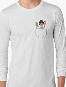 Dust & Brush (Pocket) Long Sleeve T-Shirt