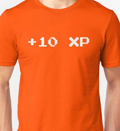 +10 XP Unisex T-Shirt