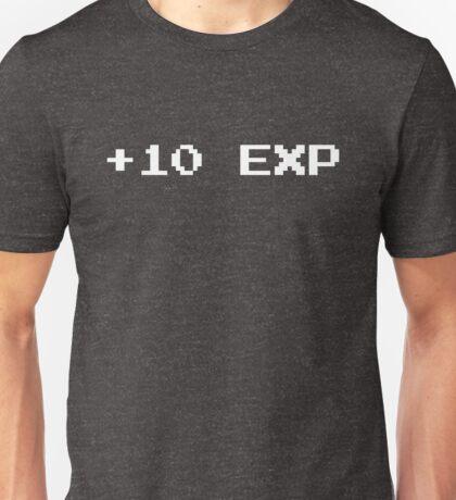 +10 EXP Unisex T-Shirt