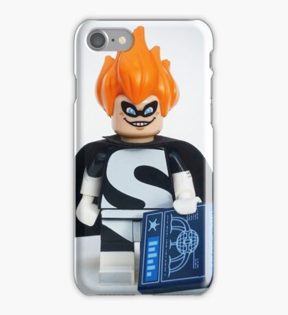 Syndrome iPhone Case/Skin