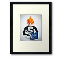 Syndrome Framed Print